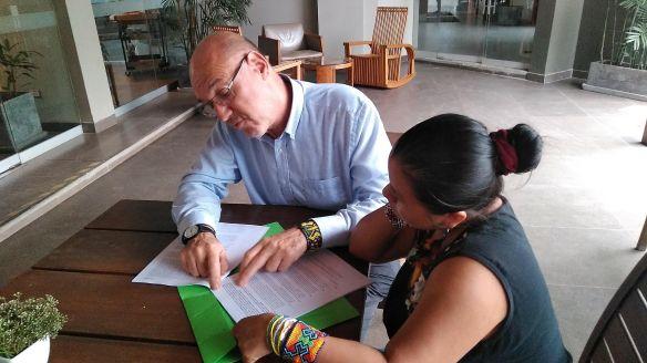 2018-11-15-Pucallpa-La OIT pide al Gobierno peruano que determine las responsabilidades y sancione a los culpables de los asesinatos - parrafo 269 del documento de junio de 2016