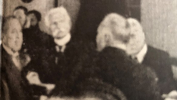 1919-06-06-Don Antonio tourne Clemenceau